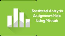 Statistical Analysis Assignment Help Using Minitab